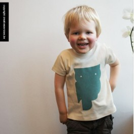 bio t-shirt + uil