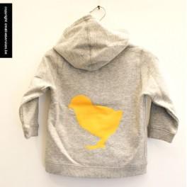 hoodie + kuiken