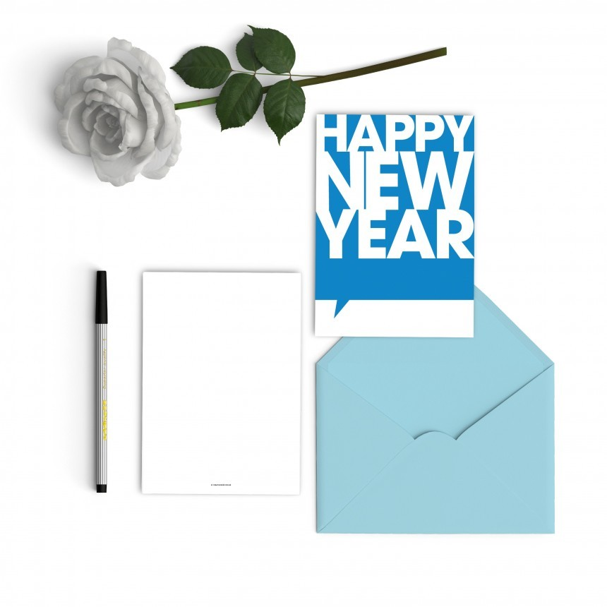 happy new year [set van 10]